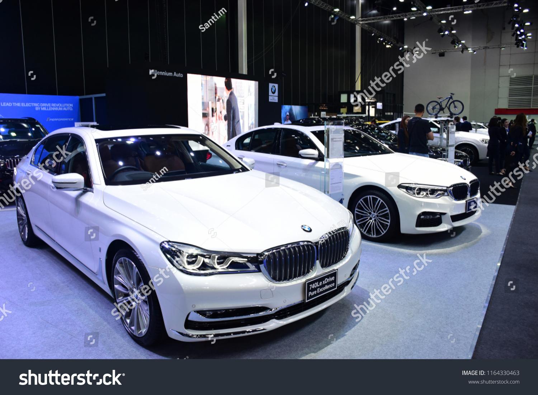Bangkok Thailand August 2018 Bmw Car Stock Photo Edit Now