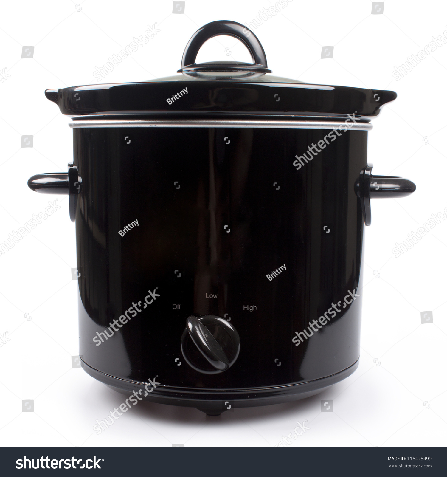 Electric Crock Pot ~ Electric crock pot stock photo shutterstock