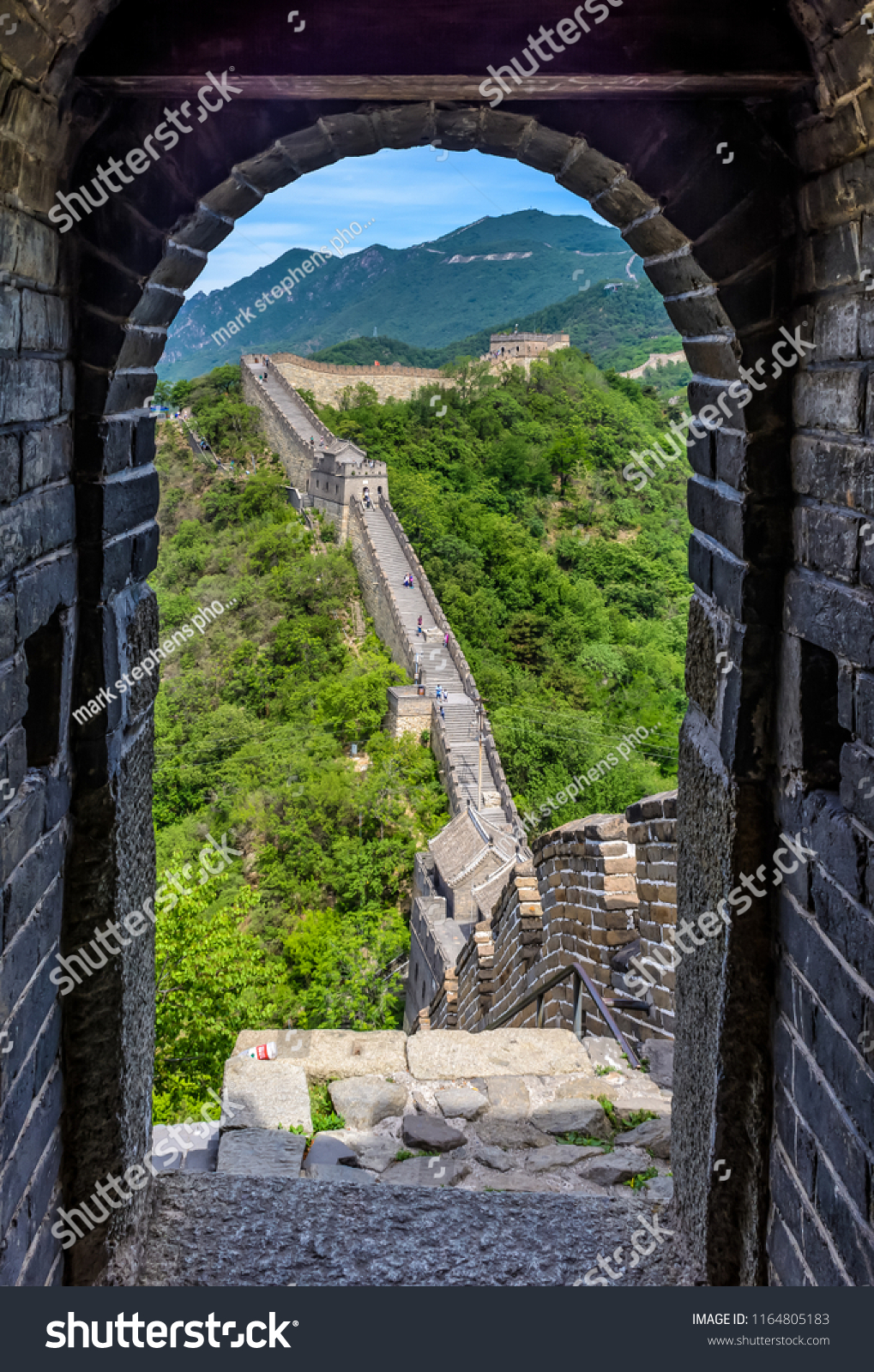 stock-photo-a-view-of-the-great-wall-of-