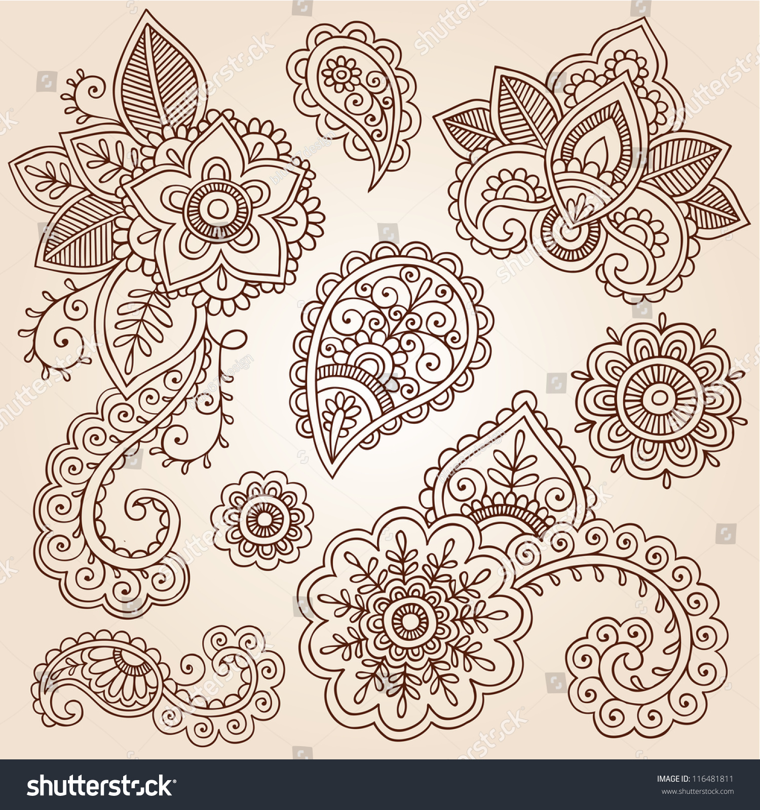 safranin coloring pages - photo #16