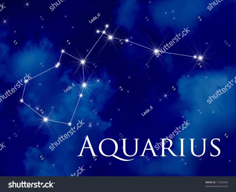 фотографии созвездия водолея