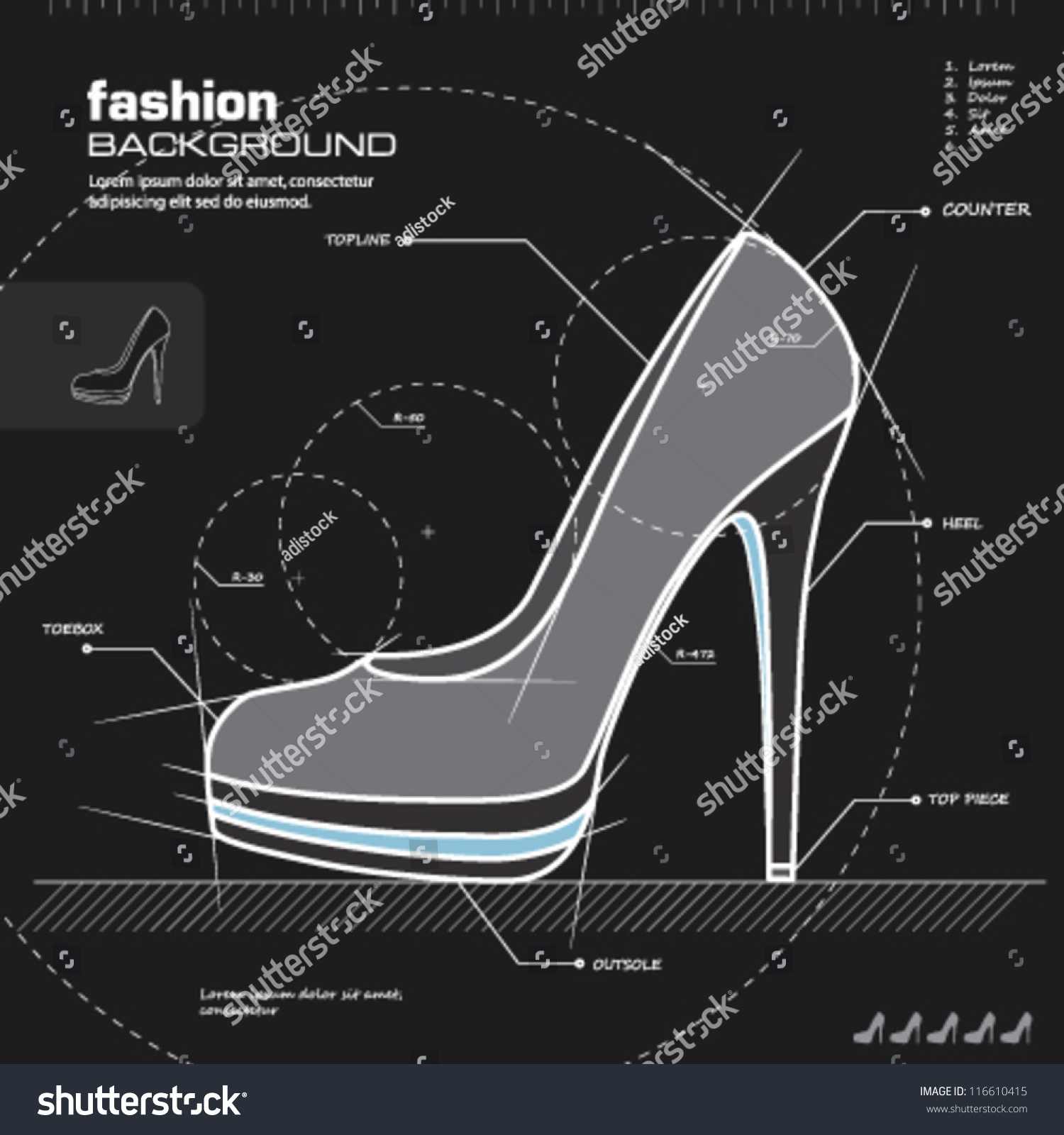 Popular Fashion Design Sketches Shoes 20152016  Fashion Trends 20162017