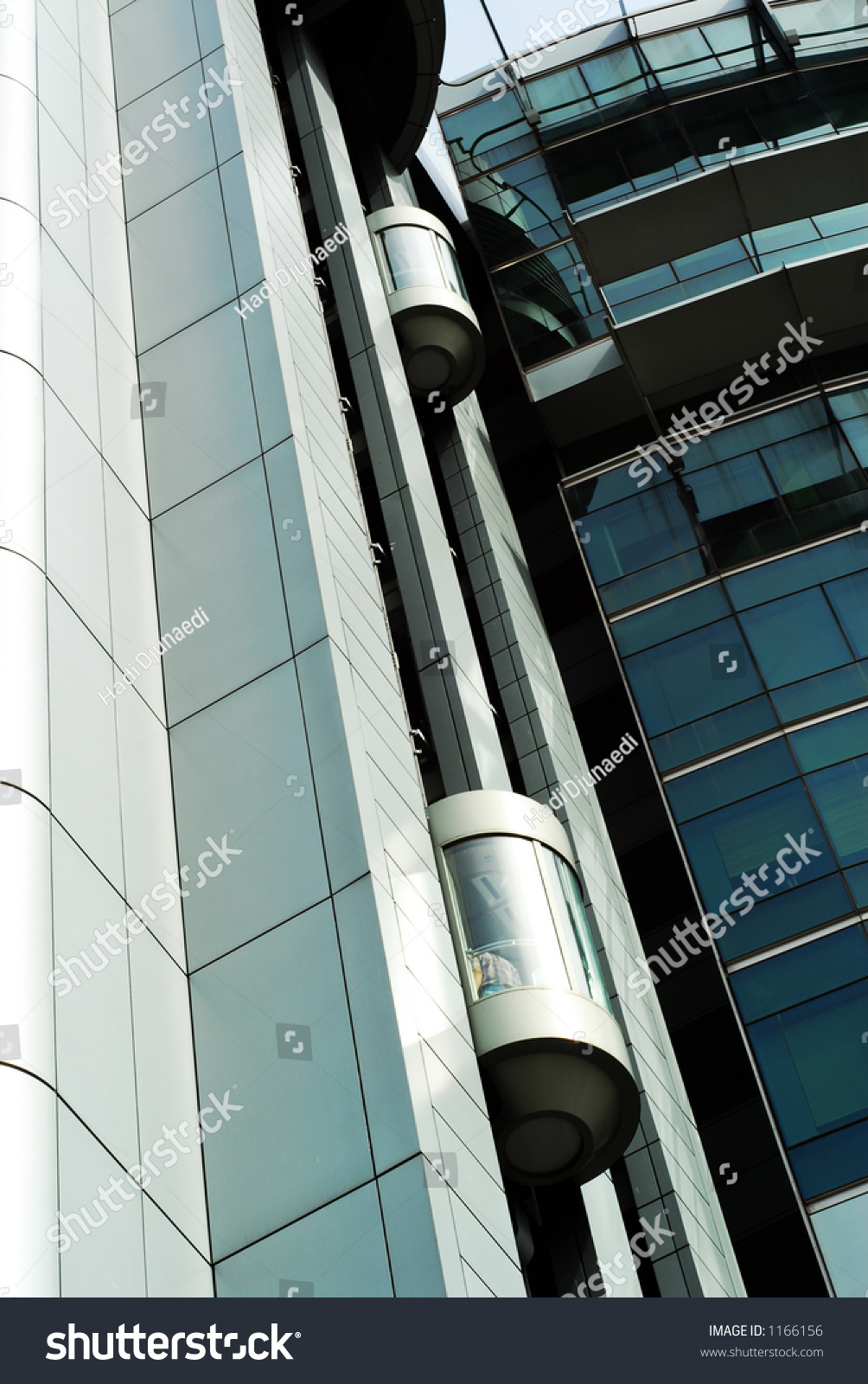 hi tech modern building details strong lines and patterns great as