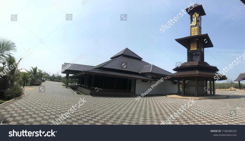 Masjid Arrahman Pulau Gajah Kelantan This Stock Photo Edit Now 1166286220