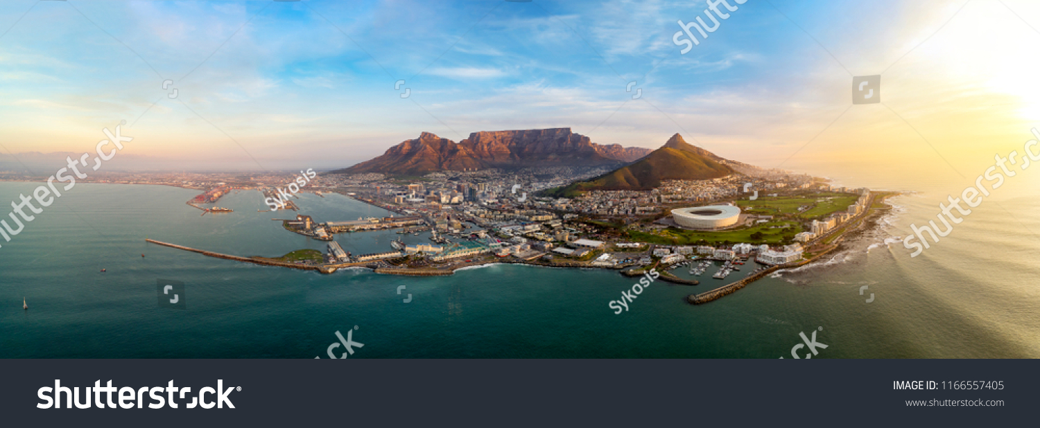 Iconic Cape Town #1166557405