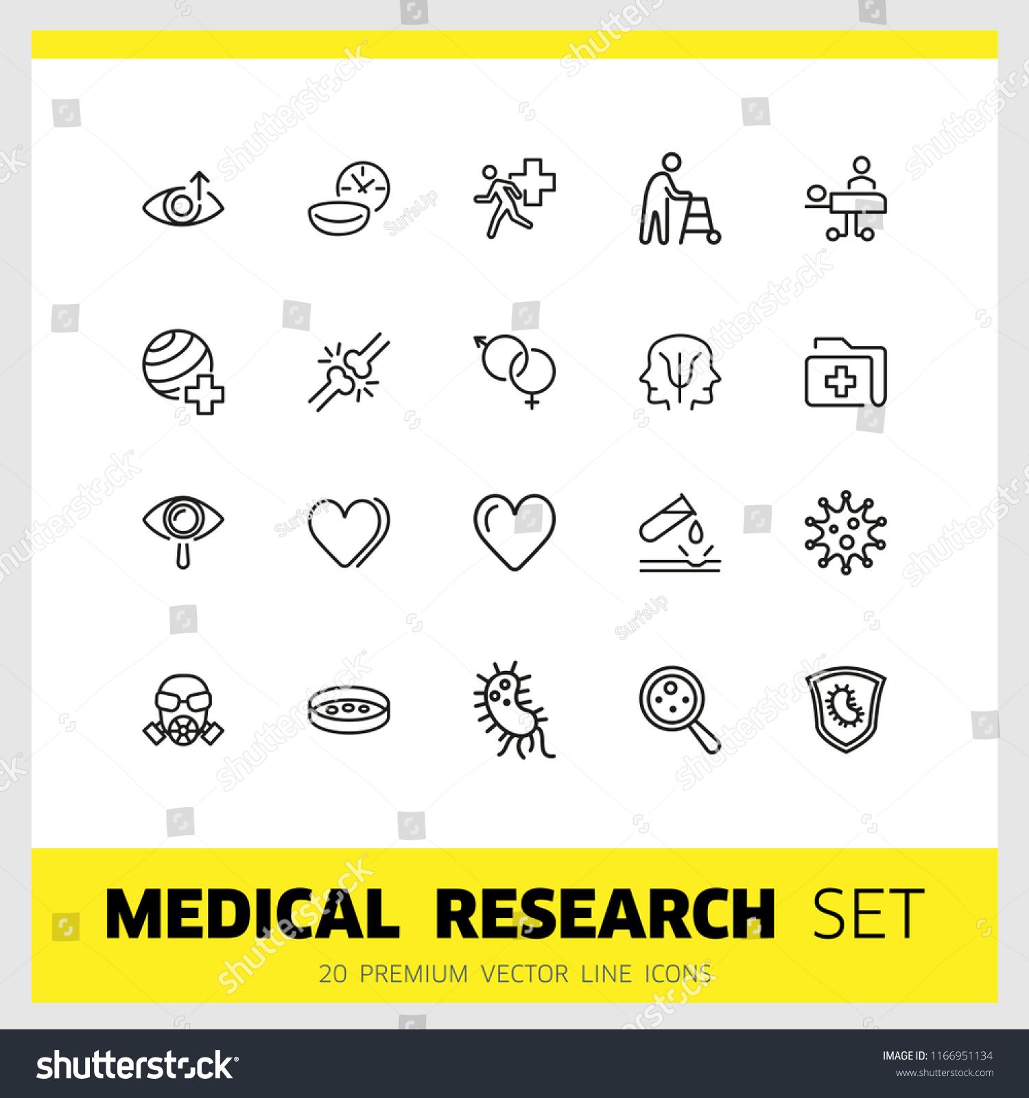 medical research topics