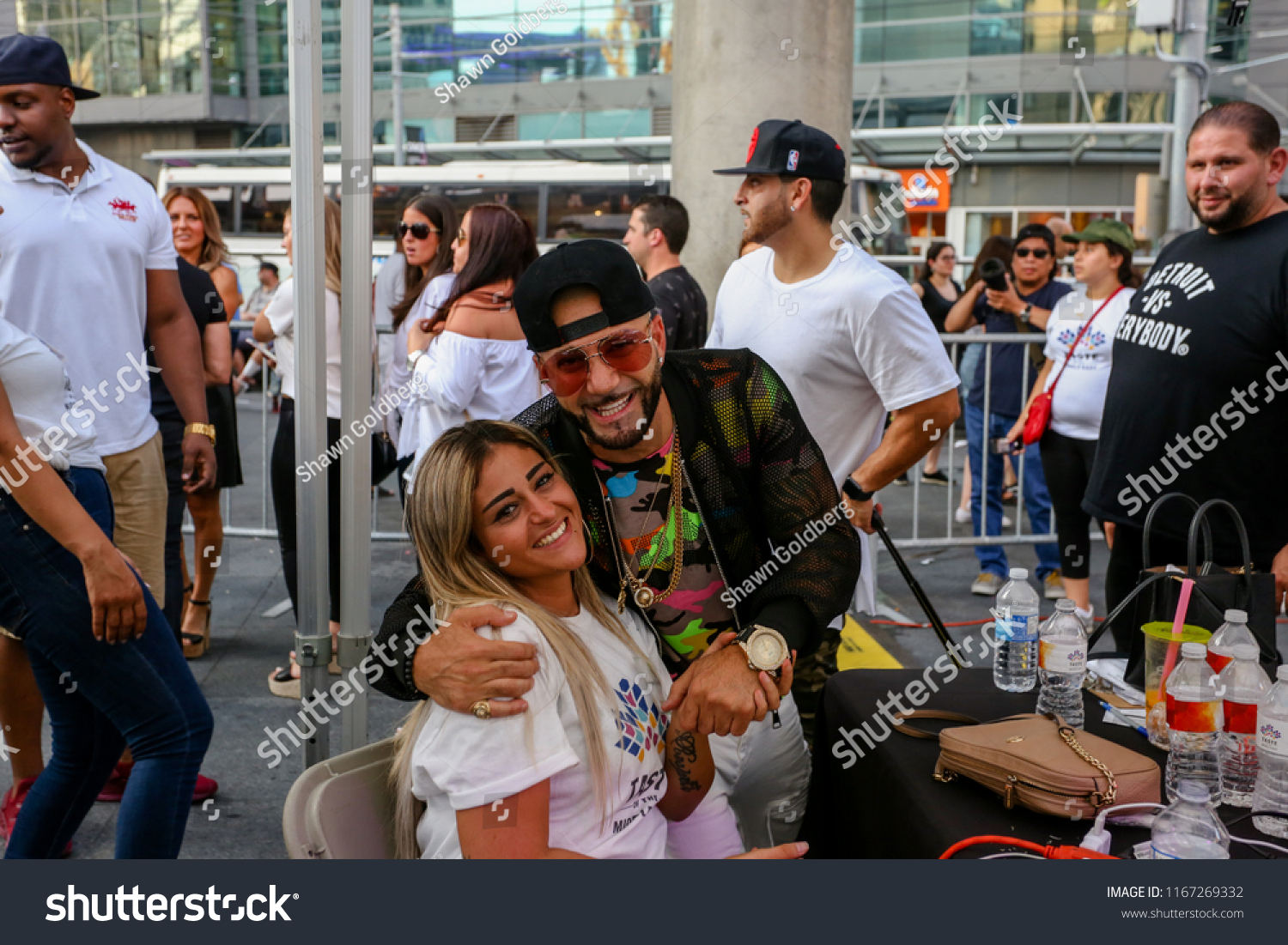 Toronto Canada August 4 2018 Lebanese Stock Photo (Edit Now