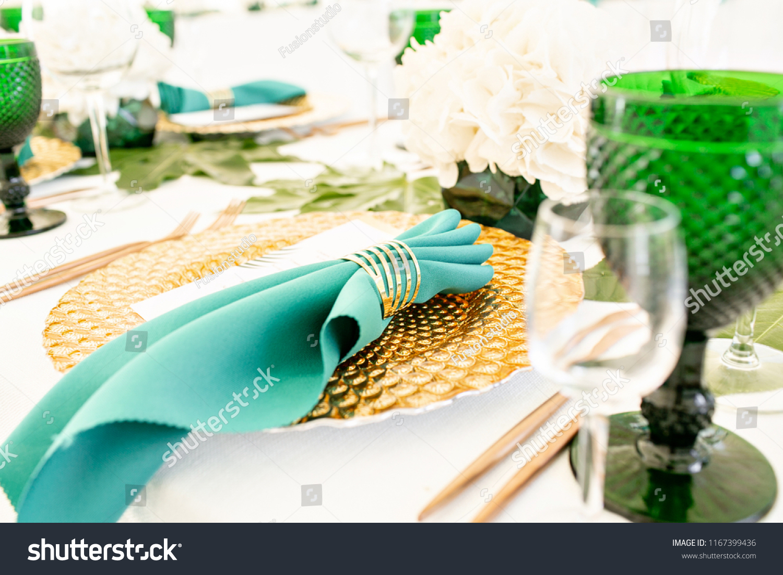 Beautiful Banquet Hall Under Tent Wedding Stock Photo Edit Now