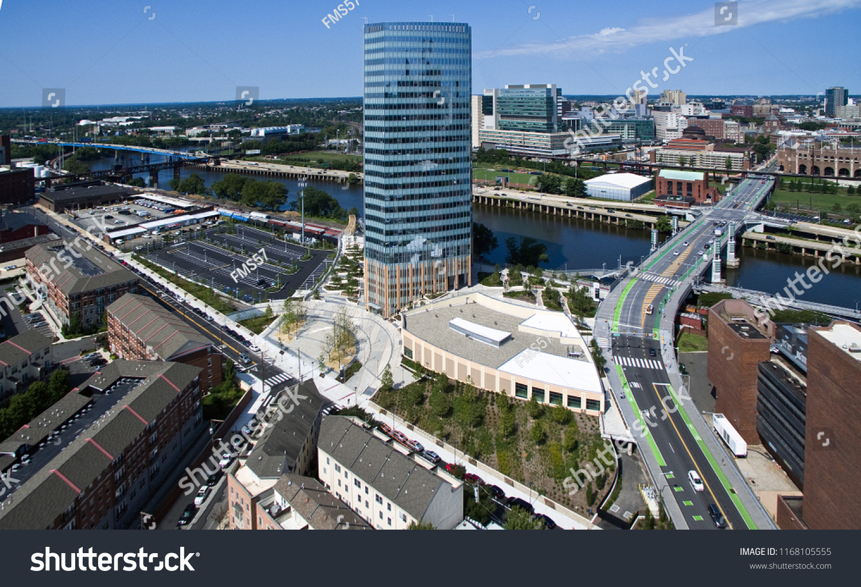 Philadelphia Pa Usa 08262017 Roberts Center Stock Photo (Edit Now