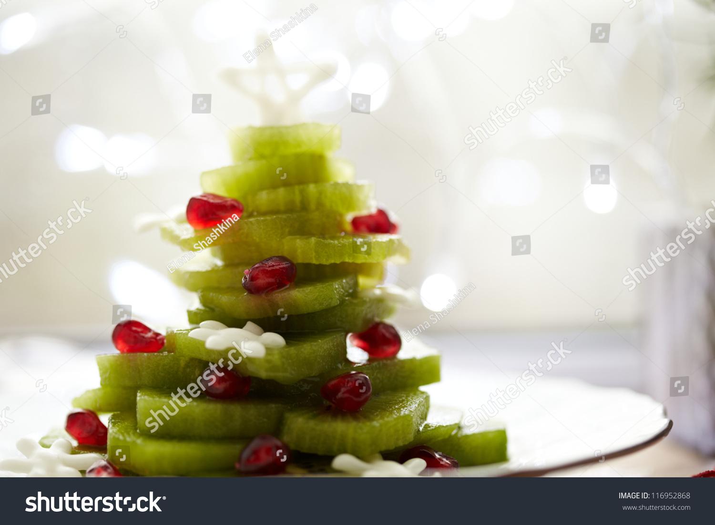 christmas fruit salad is kiwi fruit healthy