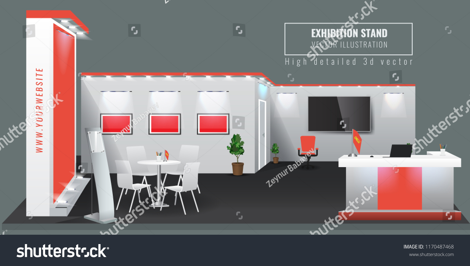 Exhibition Stall Agreement : Exhibition stall fabrication kiosk pavilion trade fair stall clickbd