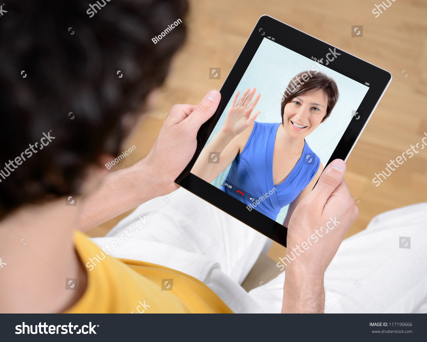 man video chat