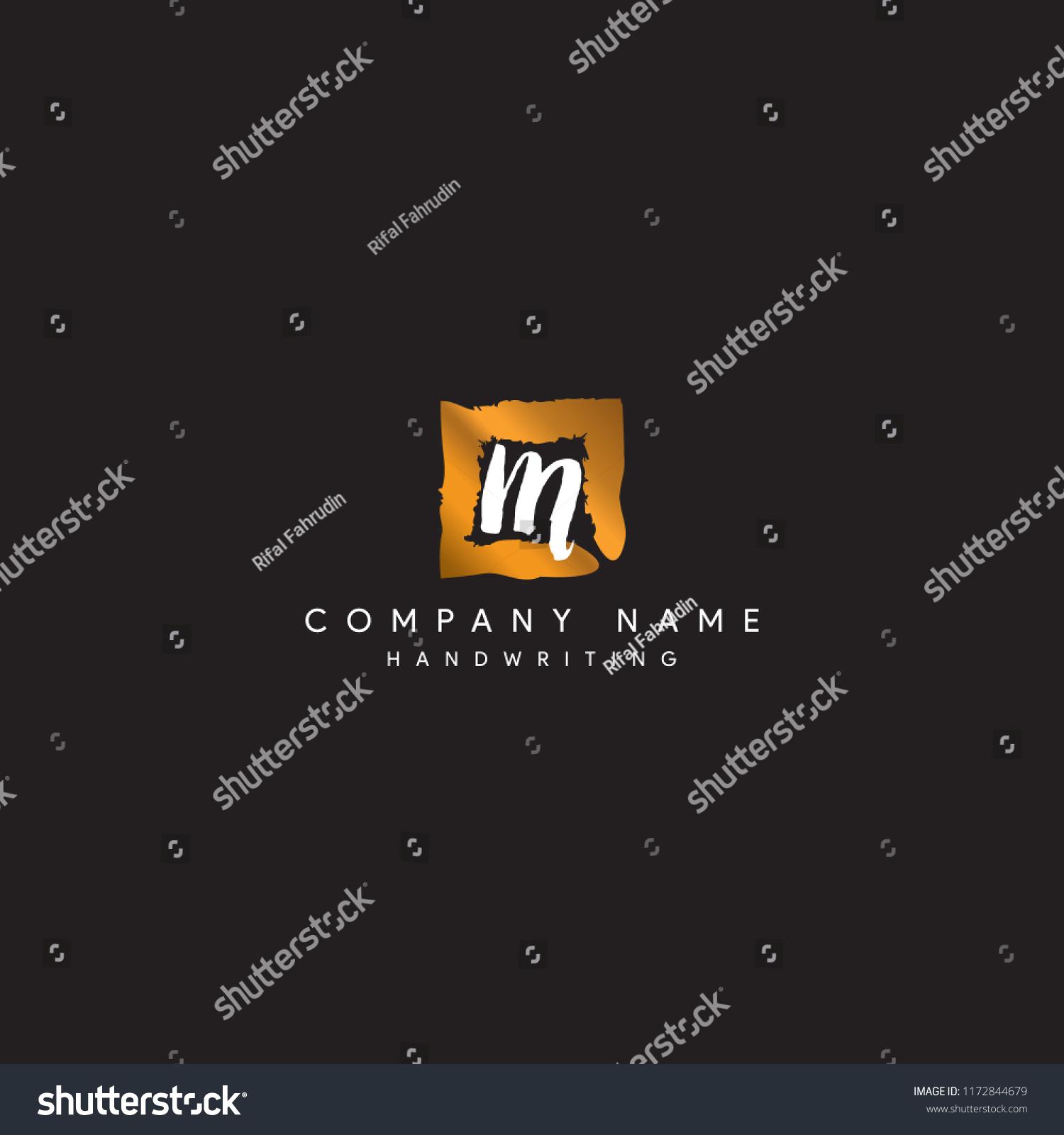 Signature m logo