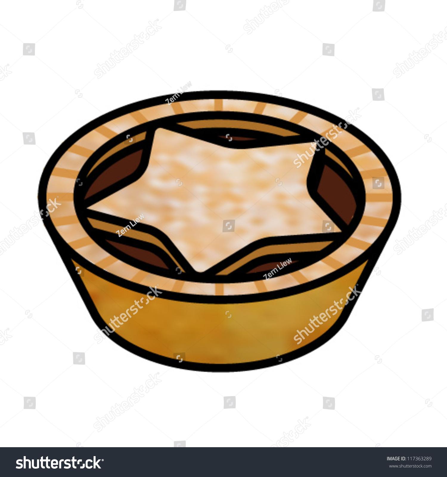 mince pie stock vector 117363289 shutterstock pot of gold clipart coloring sheet pot of gold clipart sheet