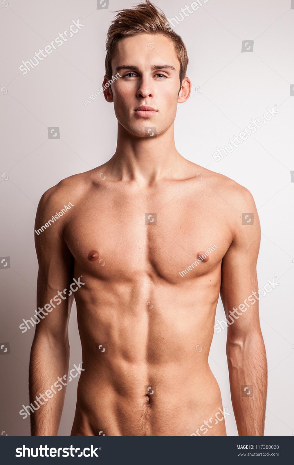 man model naked blog