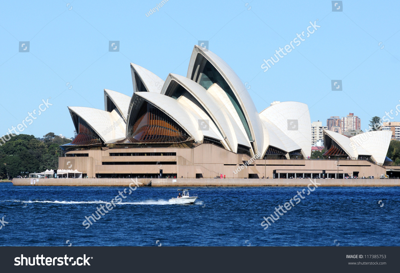 Sydney Australia September 1 Side View Stock Photo 117385753