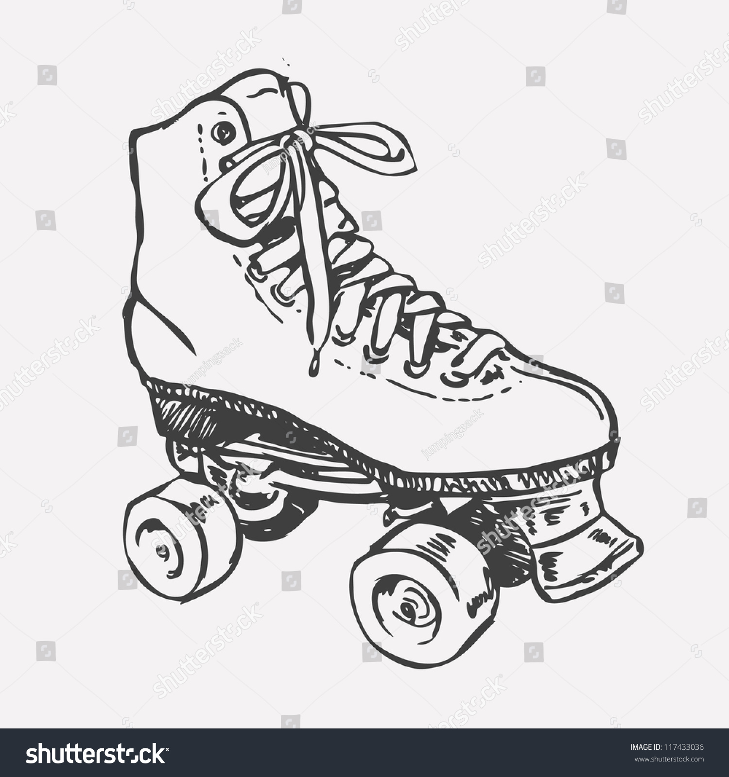 quad skate clip art - photo #23