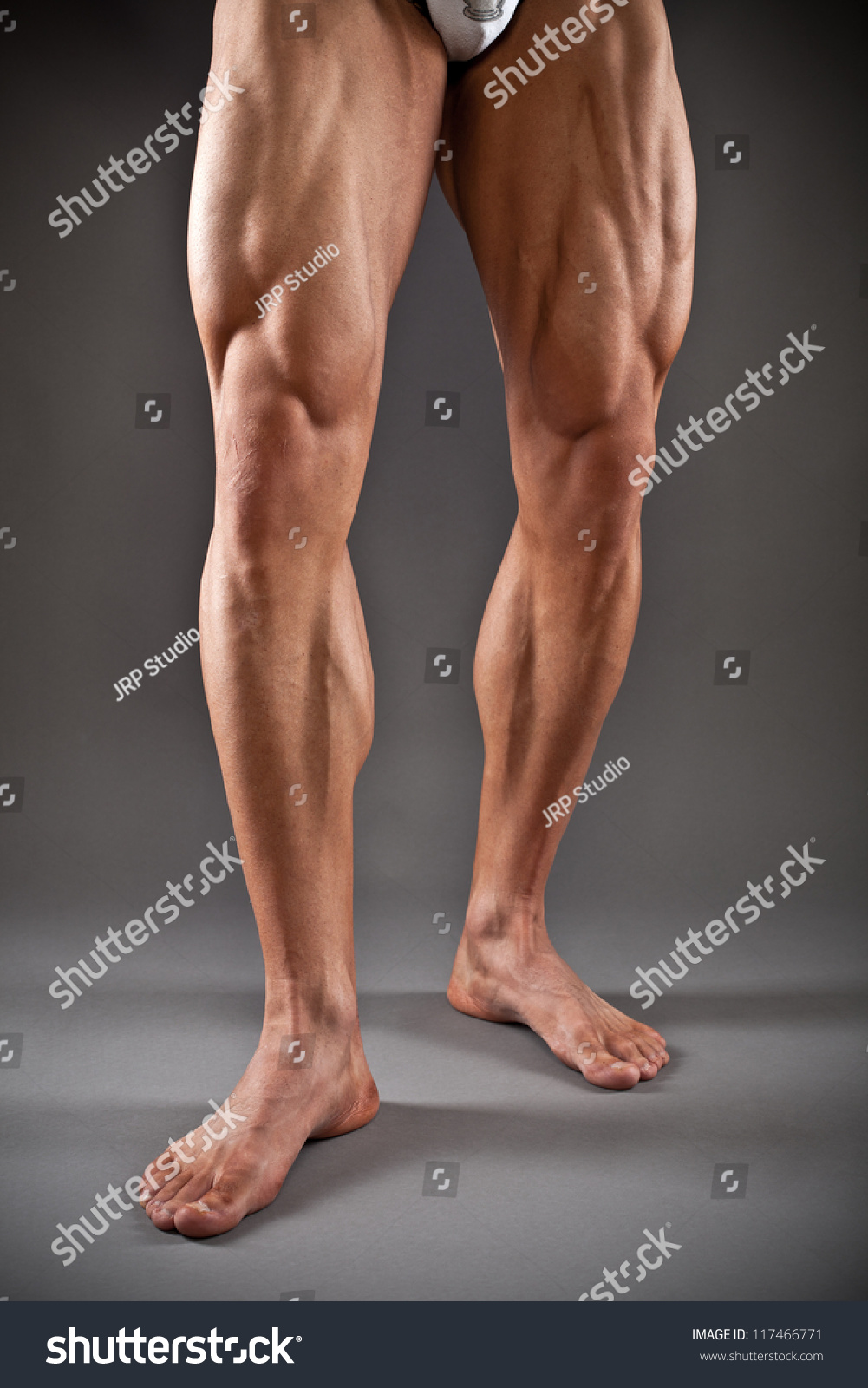 Male Sexy Legs 102