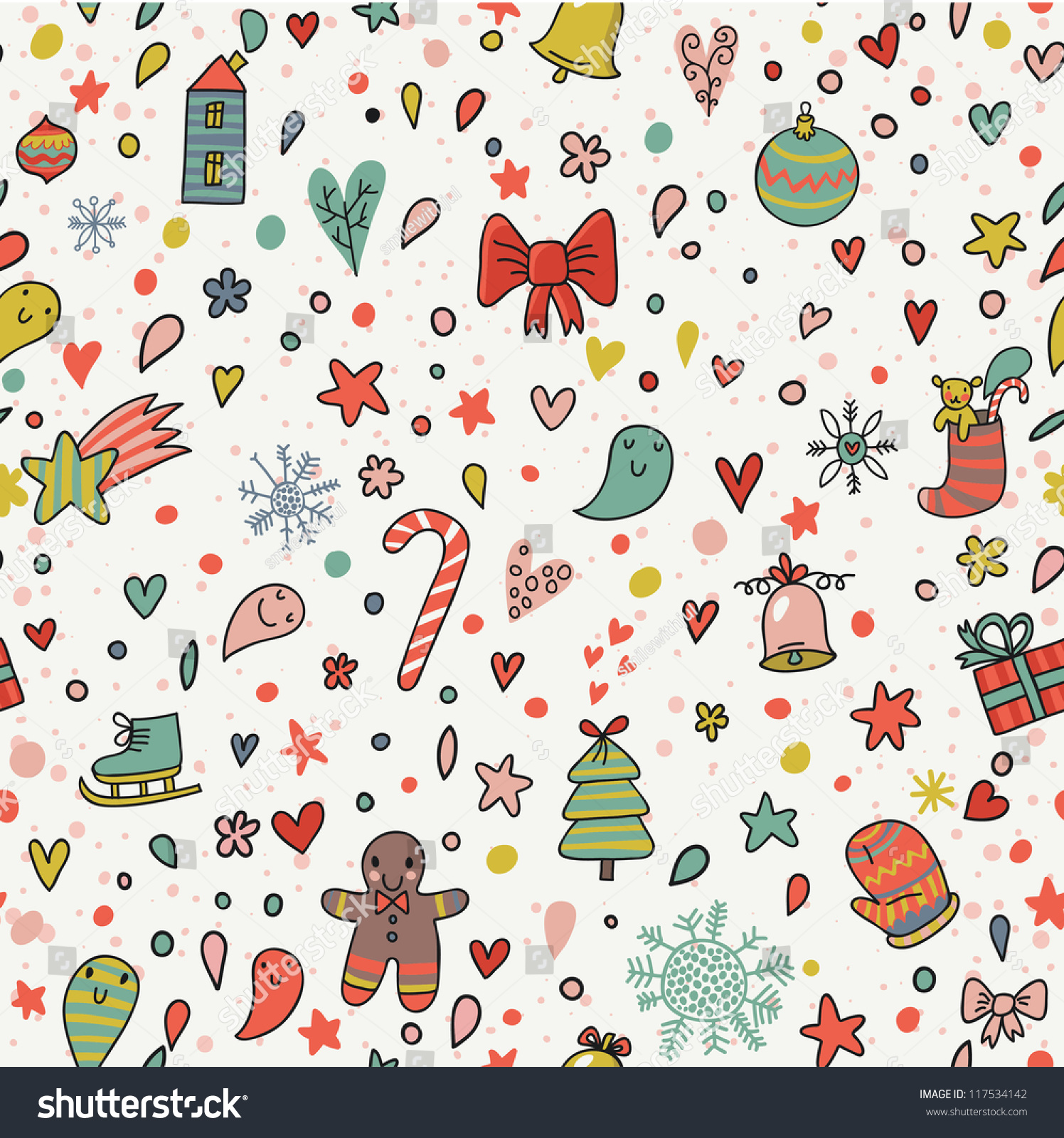cute cartoon holiday wallpaper - photo #35