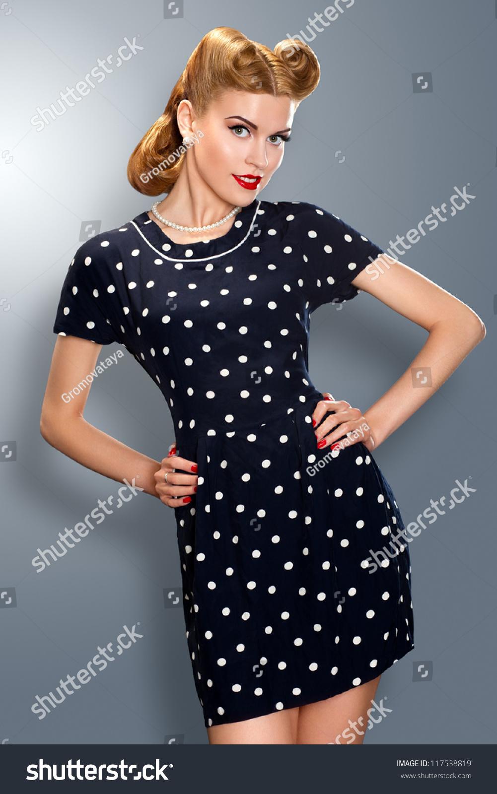 Vintage Pin Up Girl Dresses