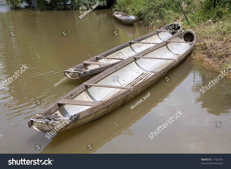 Flying Bomb Boat Laos Stock Photo (Edit Now) 11762416