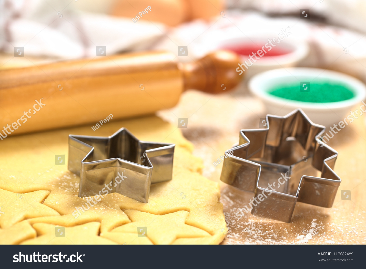 how to make sugar cookie dough for cookie cutters