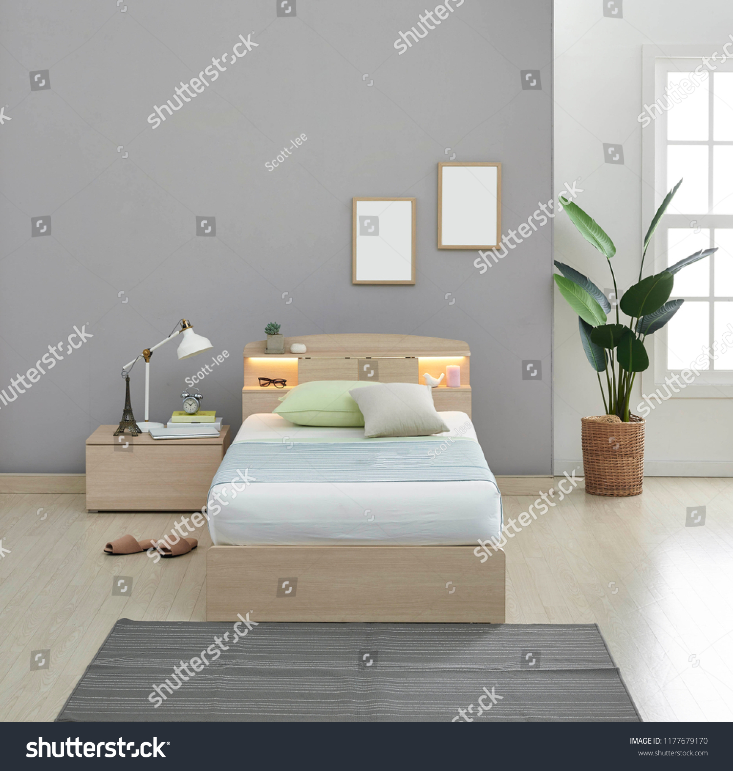 Modern peaceful bedroom modern style bedroom peaceful and serene bedroom single led bed