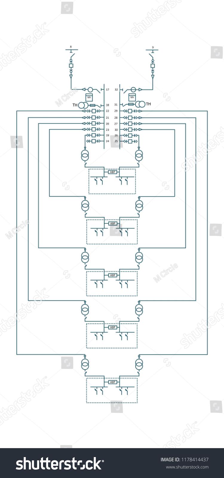 Wiring Diagram Transformer