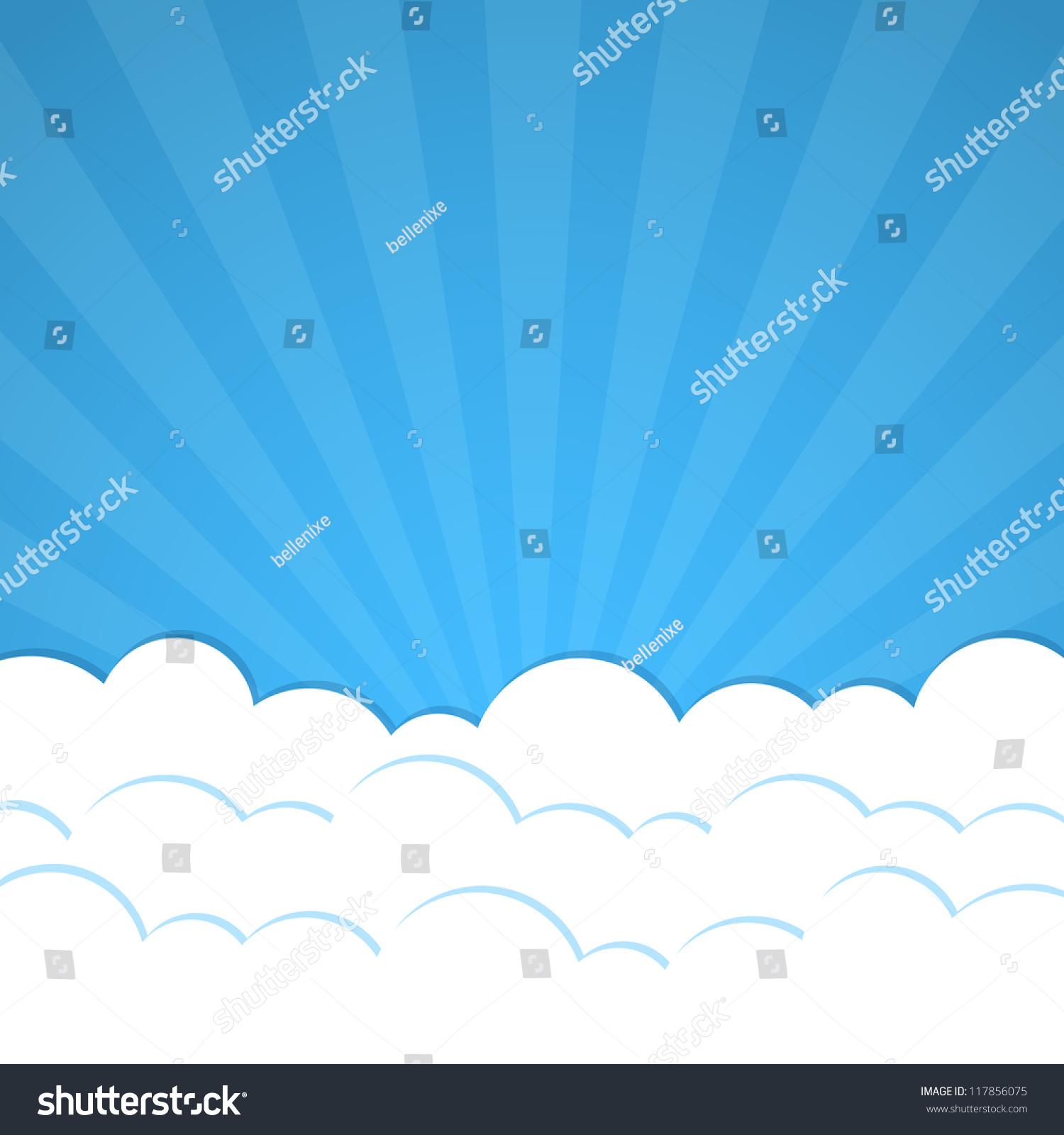 cloud clipart background - photo #47