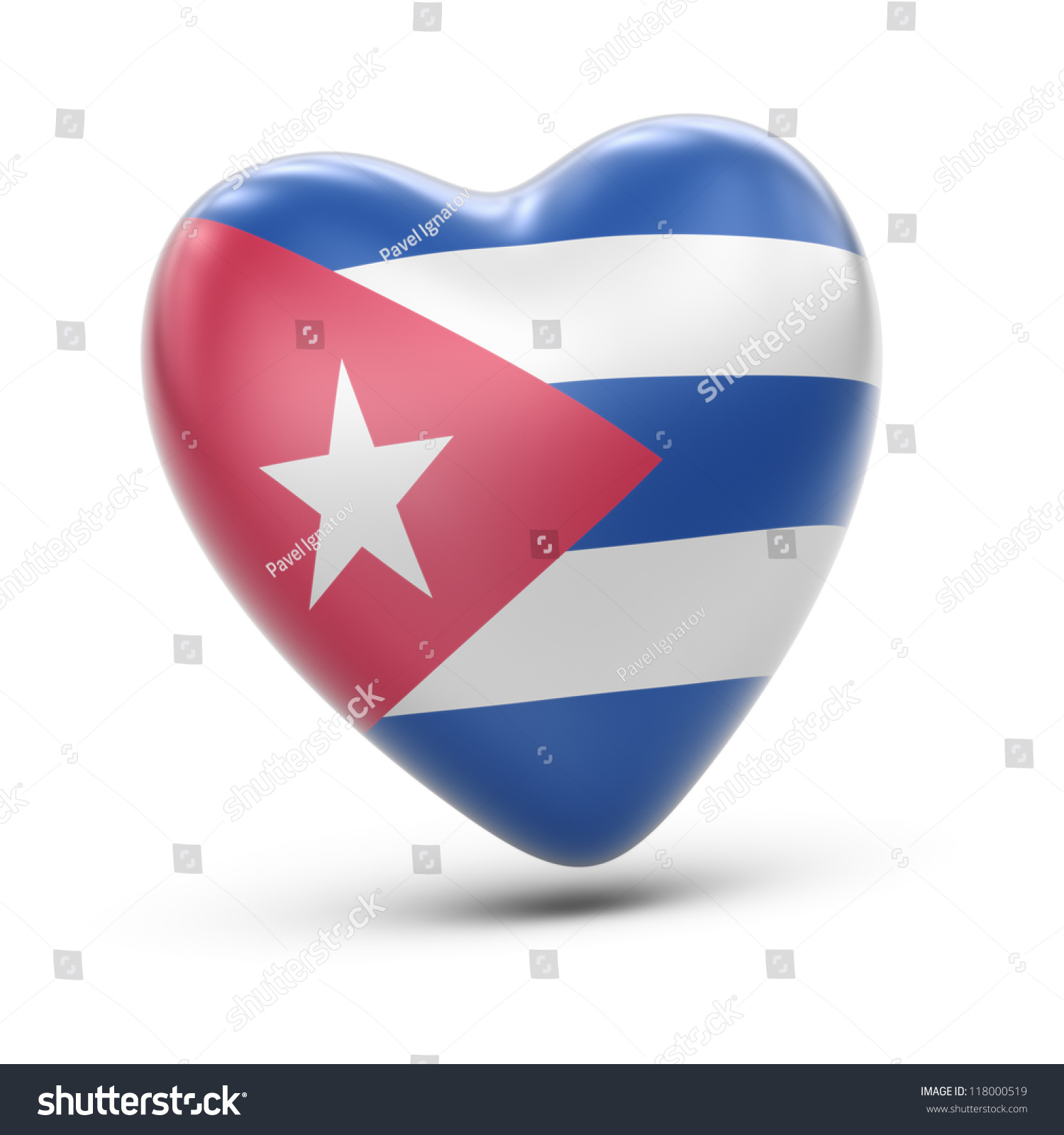 Cuba Full Collection Icons Like That Stock Illustration 118000519
