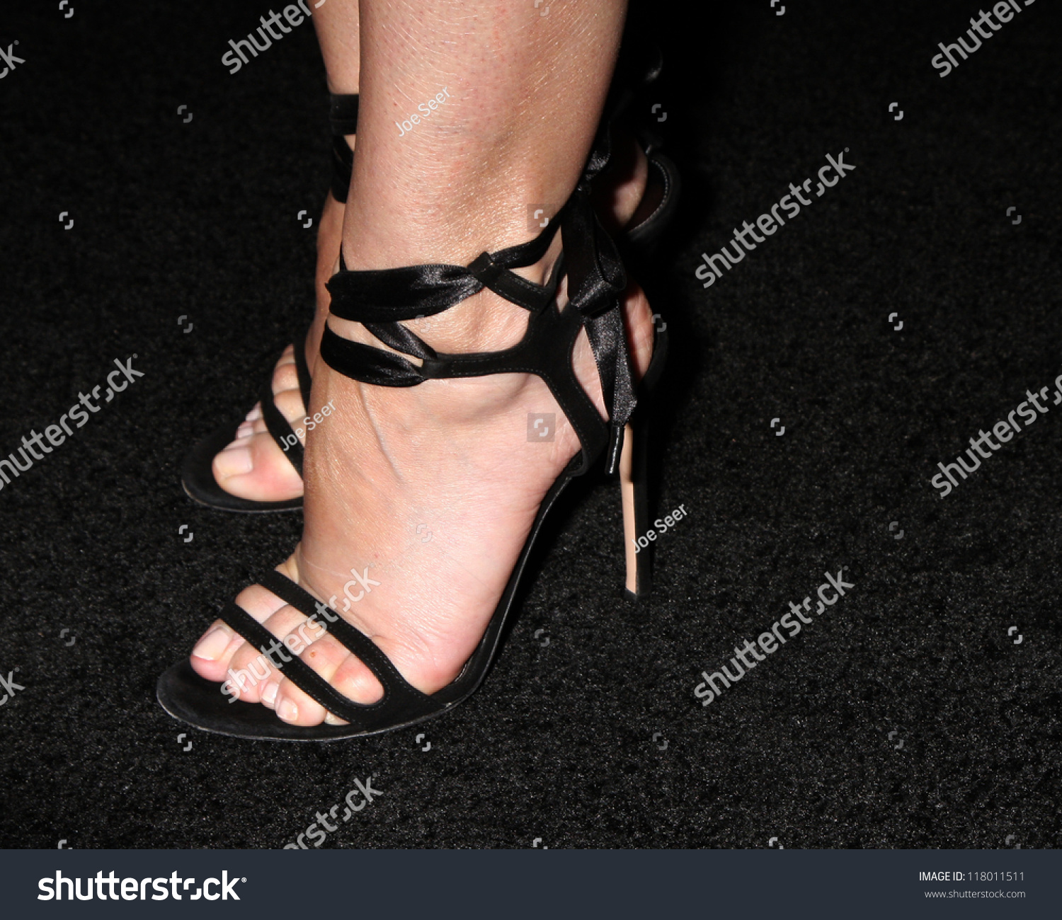 Feet madeleine stowe The Proposition