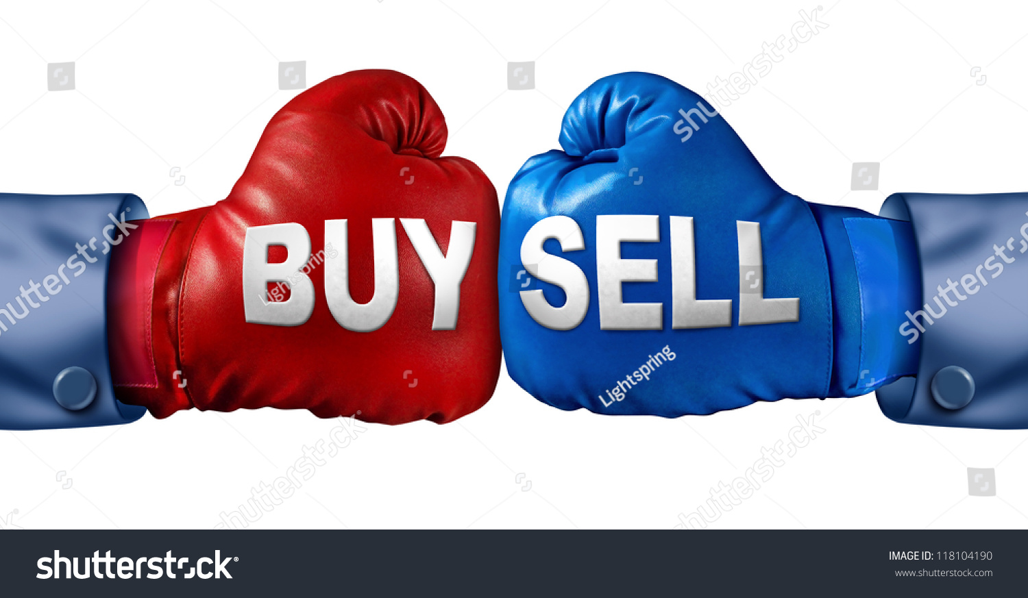Stock market buying and selling options