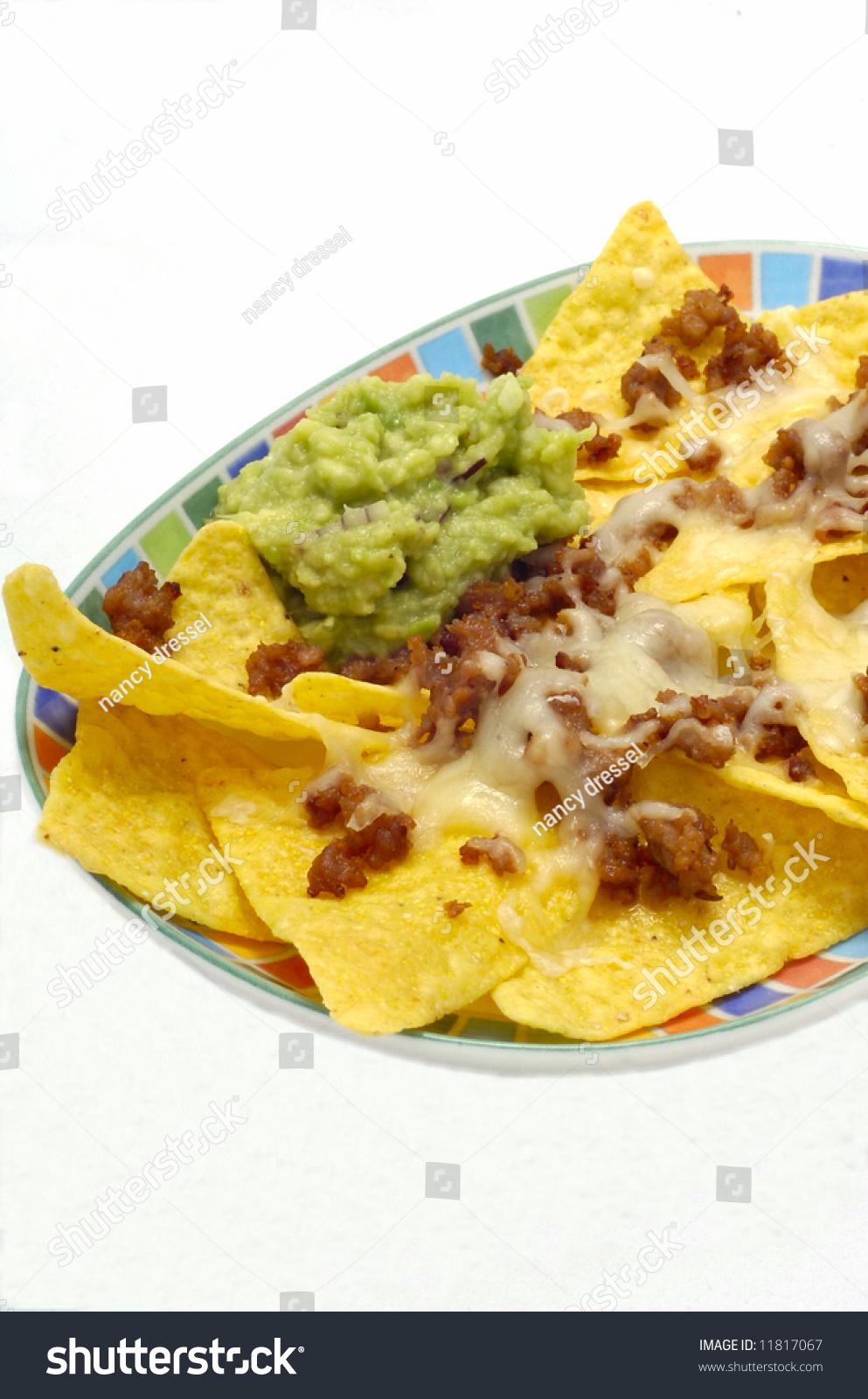 how to make avocado dip for nachos