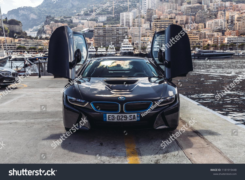 Monte Carlo Monaco 17 September 2018 Bmw Stock Photo Edit Now