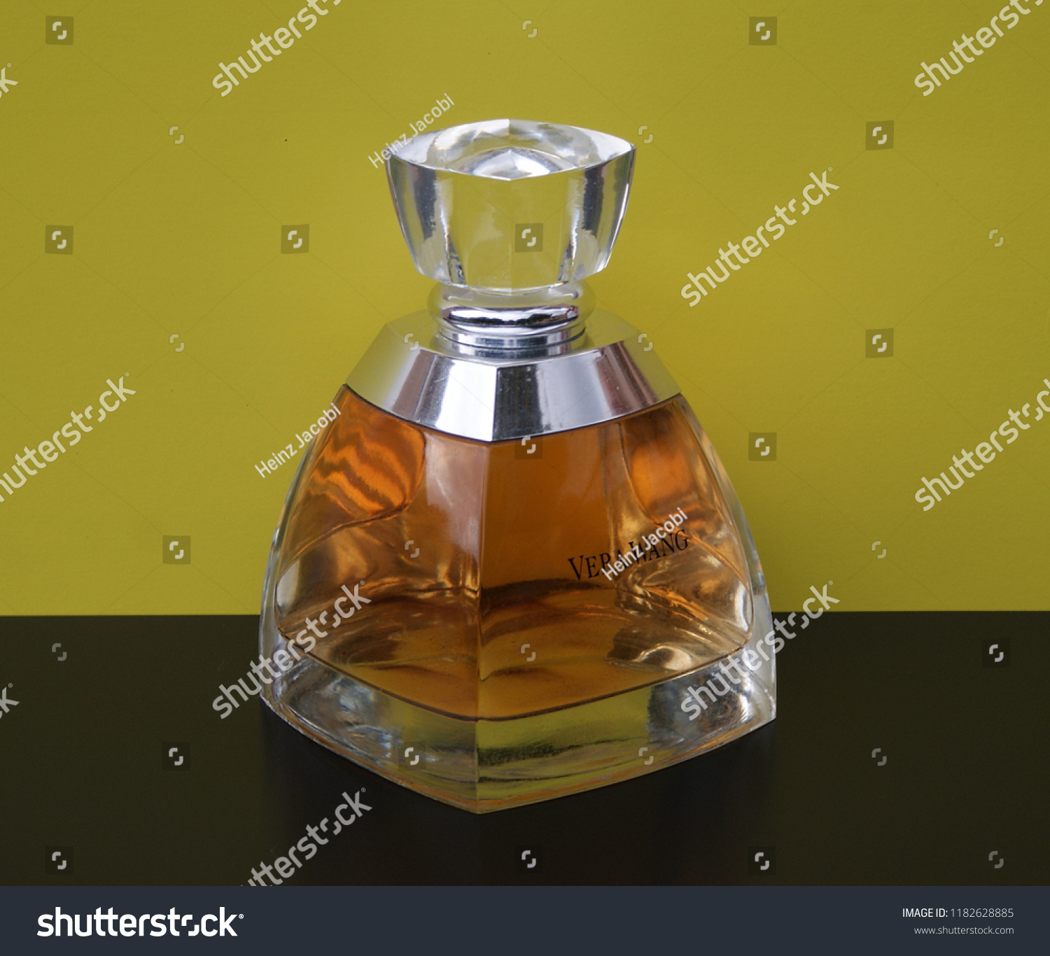Vera Wang Fragrance Ladies Large Perfume Stock Photo Edit Now 1182628885
