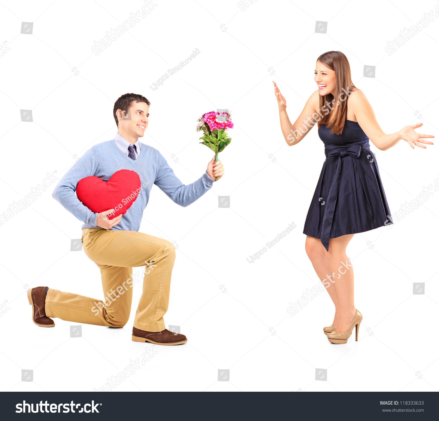 Giving a guy space while dating