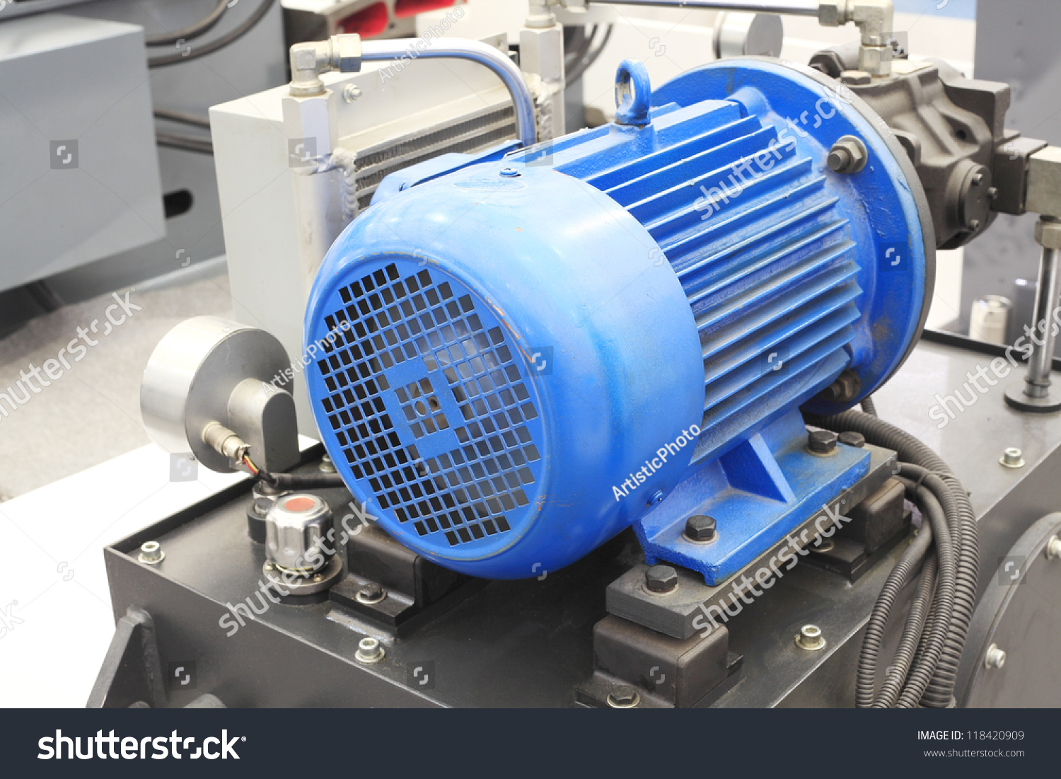 Powerful electric motors for modern industrial equipment for Most powerful electric motor