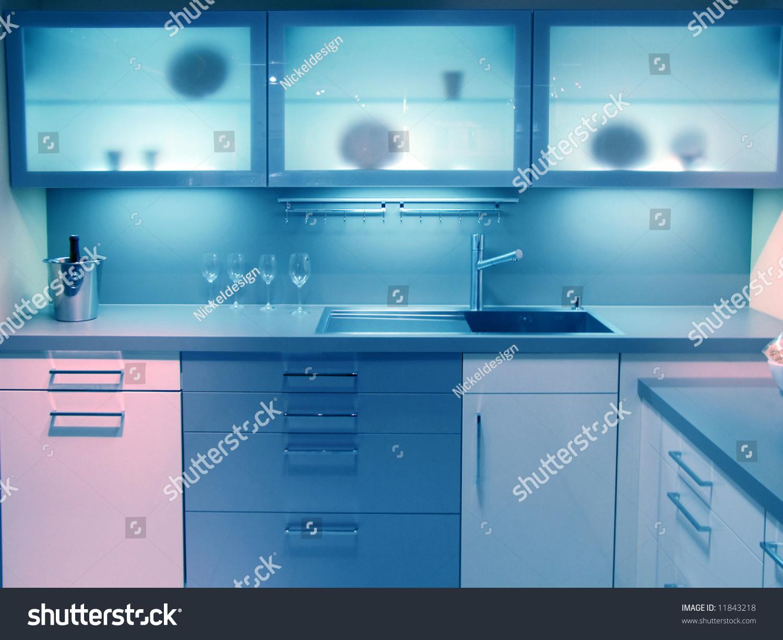 Lambris Salle De Bain Castorama : Moderne Stock Photo 11843218  Shutterstock