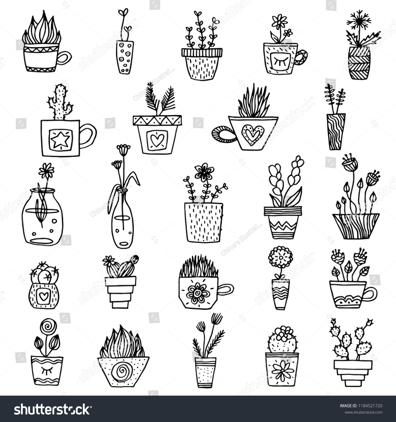 stock-vector-black-and-white-vector-plan