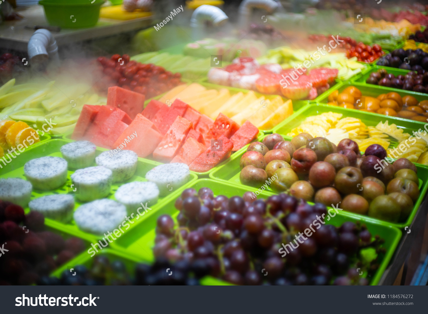 slide fresh fruits take away fruit stock photo edit now 1184576272