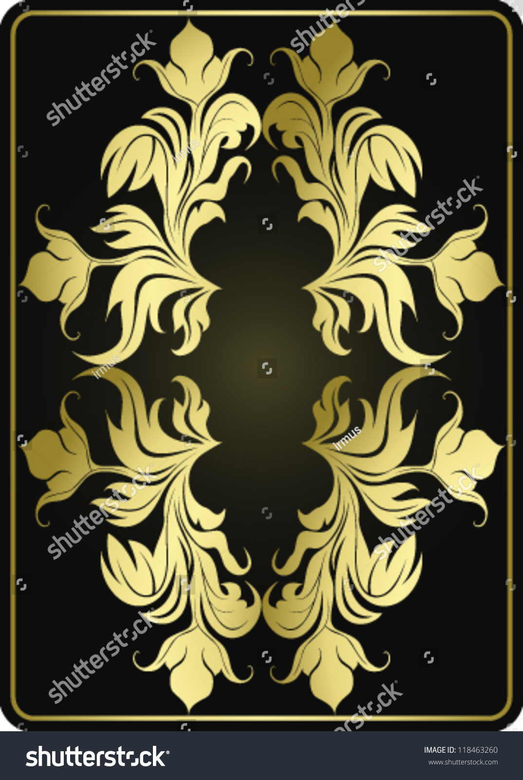 Poker Card Back Vector Images Yahoo Mail Picture Preview