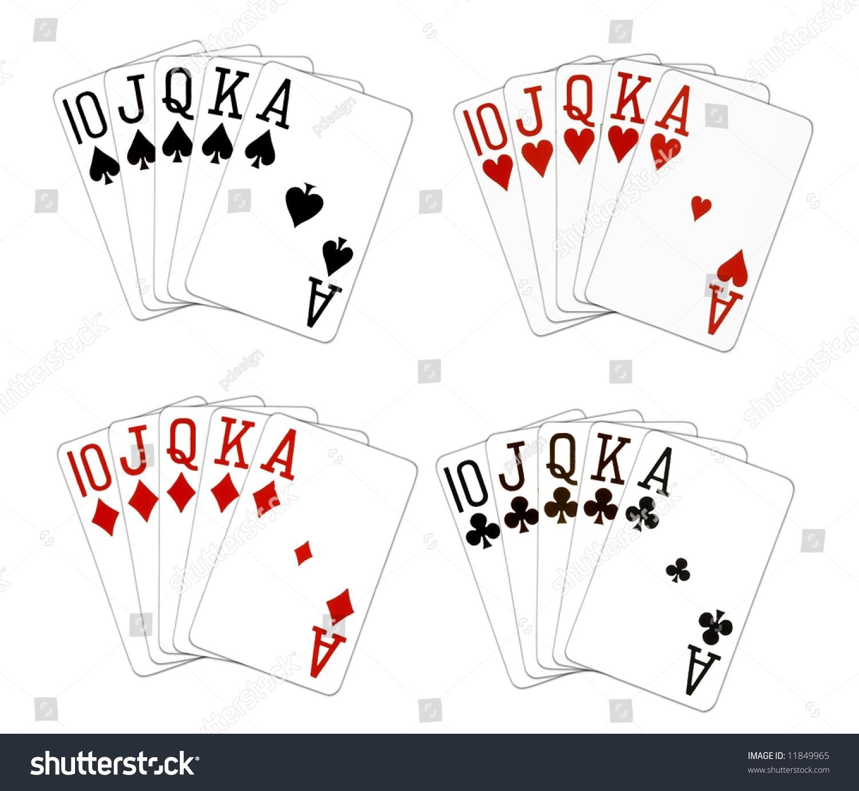 royal flush spades clubs diamonds hearts stock high five clip art free high five clip art black and white