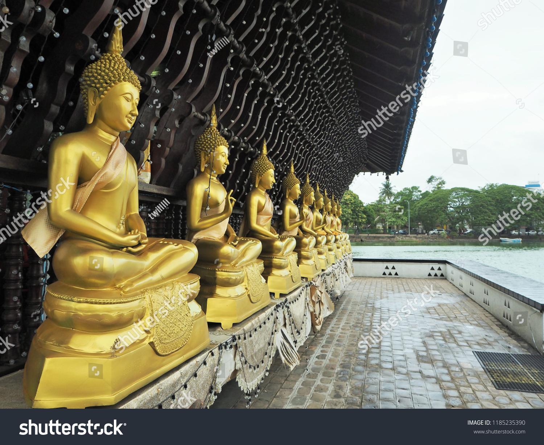Seema Malakaya Temple Stock Photo (Edit Now) 1185235390 - Shutterstock