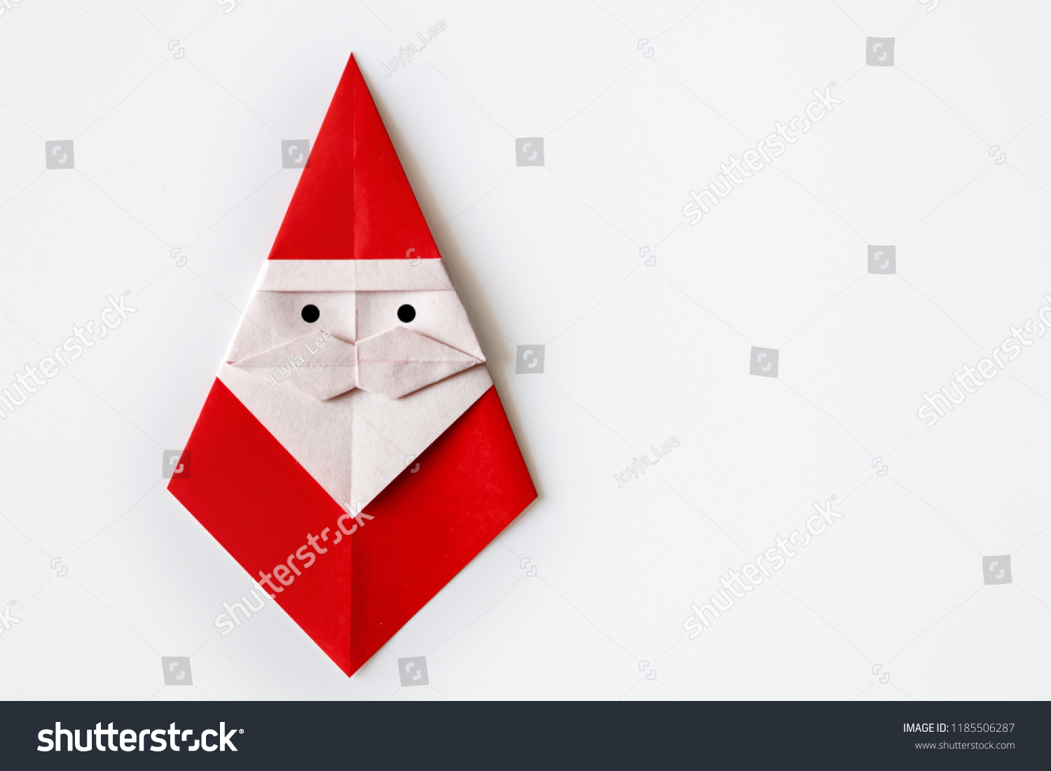 Origami Christmas and Santa Claus - Page 1 of 21 | Gilad's Origami ... | 1101x1500