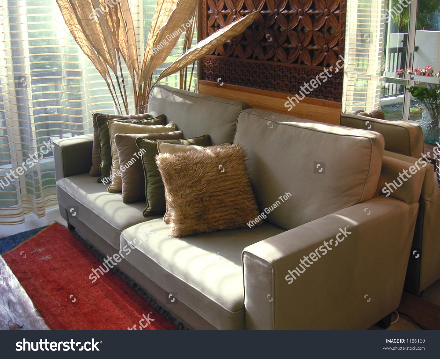 Surprising Living Room Couch Modern Asian Design Stock Photo Edit Now Creativecarmelina Interior Chair Design Creativecarmelinacom