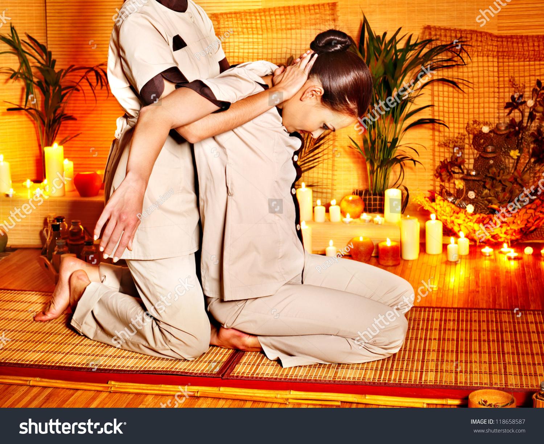 Тайский массаж для баб 25 фотография