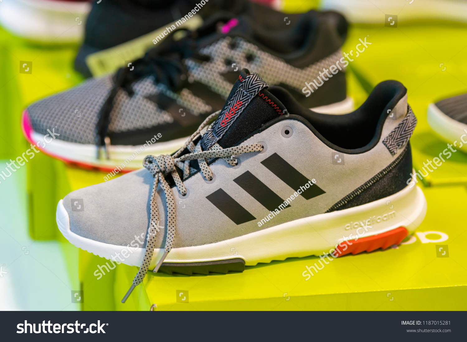Thailand September Adidas Stock Bangkok 23 2018 Photoedit JcFlK13T