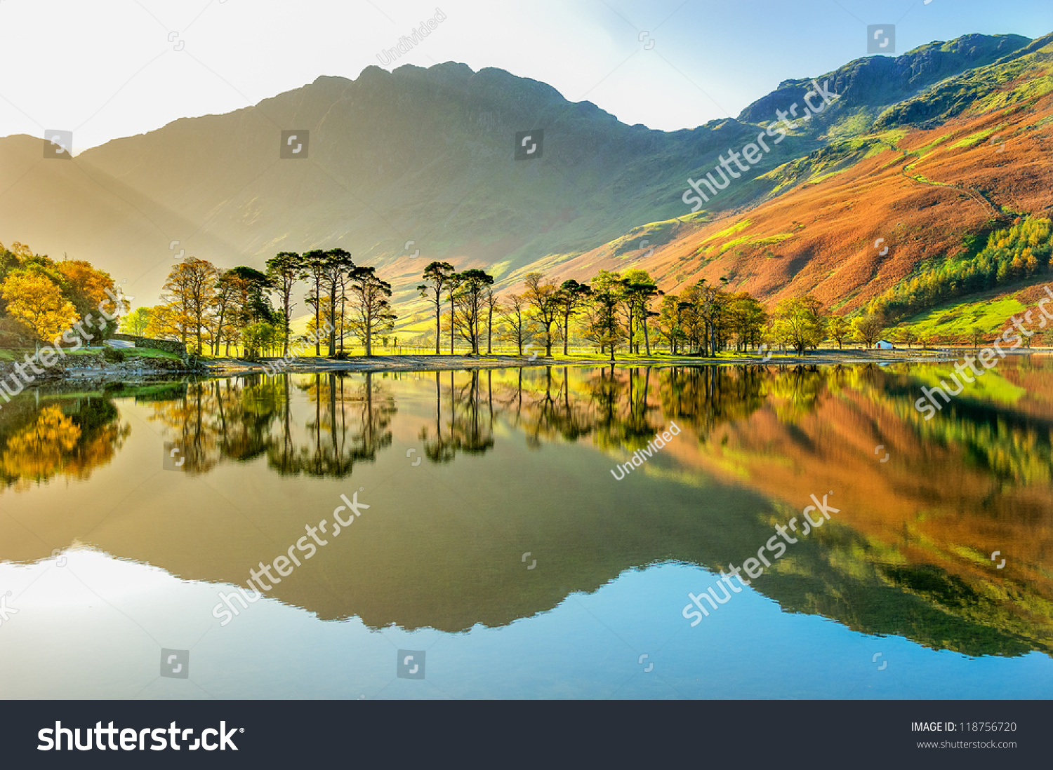 Buttermere early morning walk. #118756720