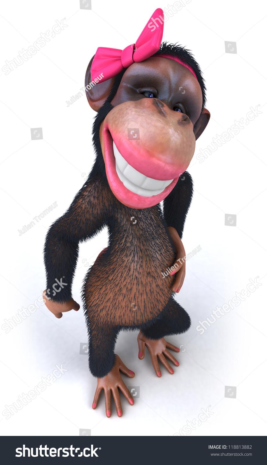 Eritic monkey