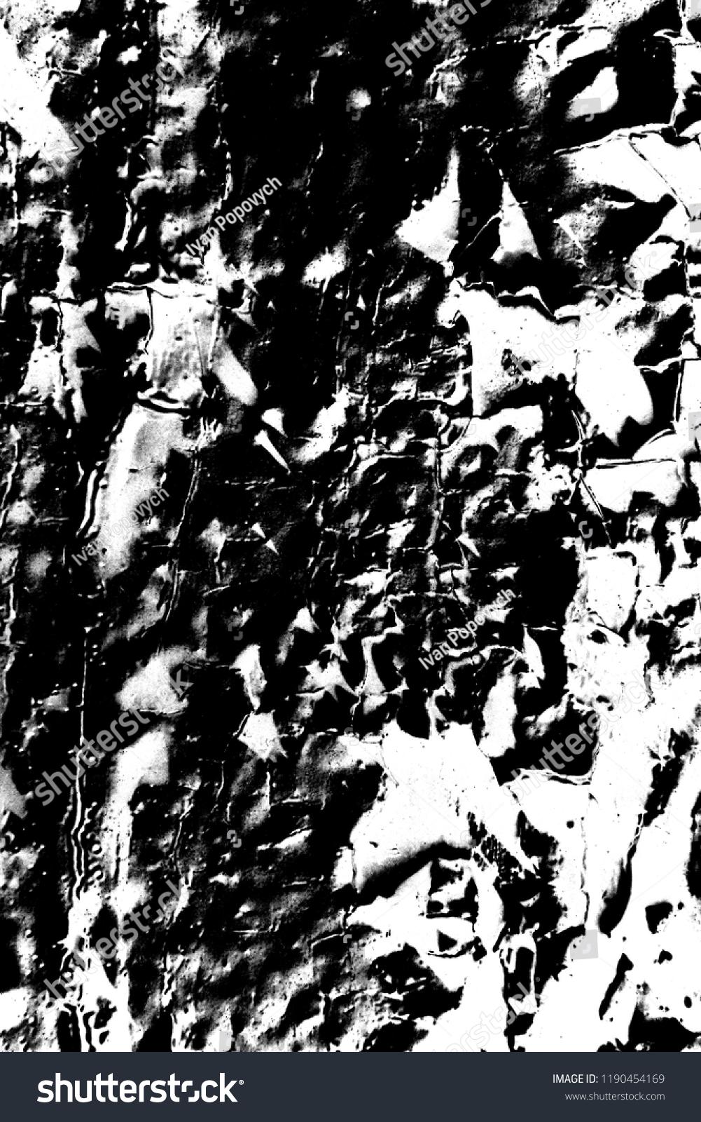 Come Dipingere Vecchie Tegole illustrazione stock 1190454169 a tema abstract background